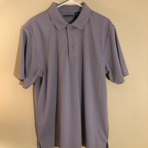 Cubavera short sleeve golf shirt